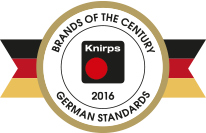 Knirps - Brand of the century award